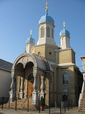Православная Церковь Св. Апостолов Петра и Павла